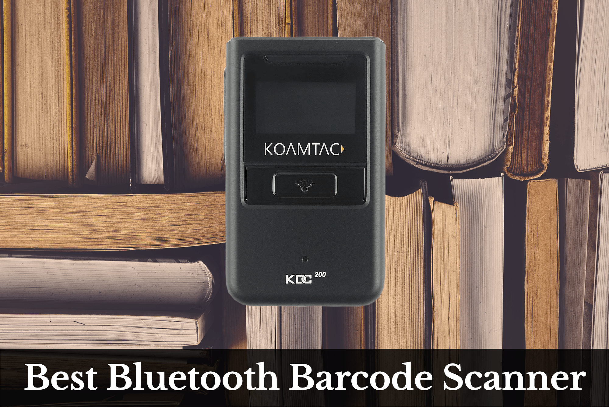 Best Bluetooth Barcode Scanner